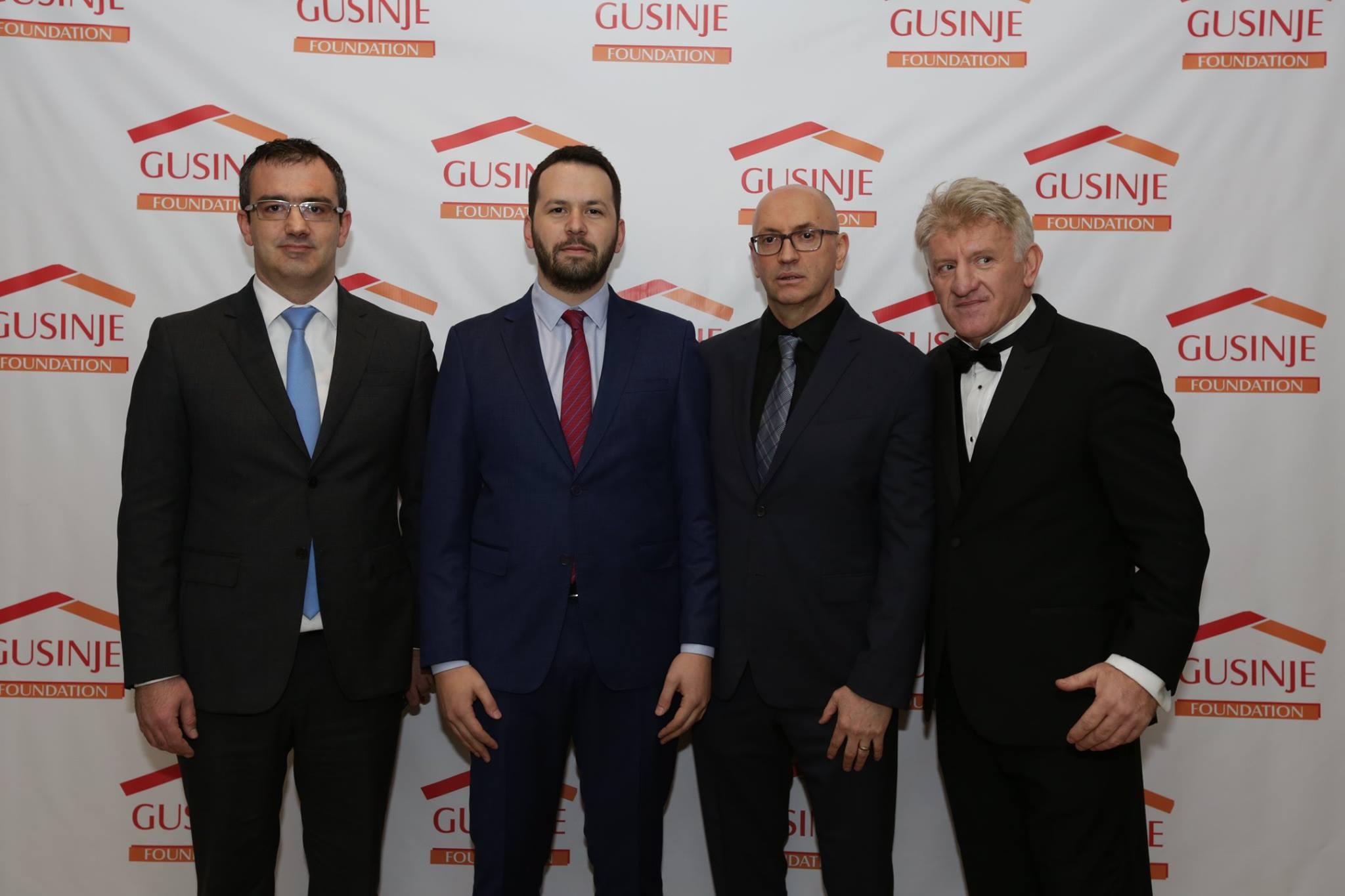 Potpredsjednik Canović na donatorskoj večeri u Njujorku