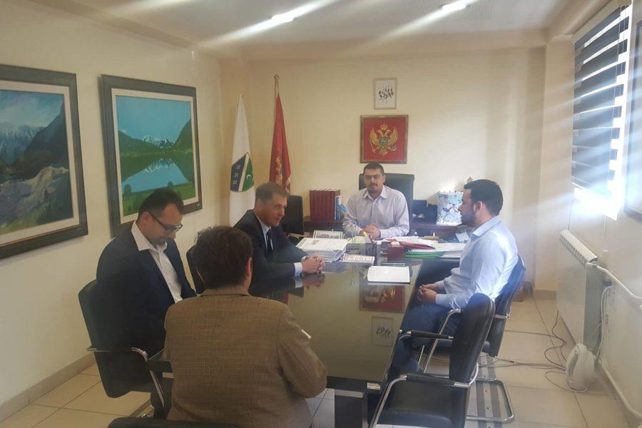 Čelnici lokalne uprave sa ambasadorom Češke