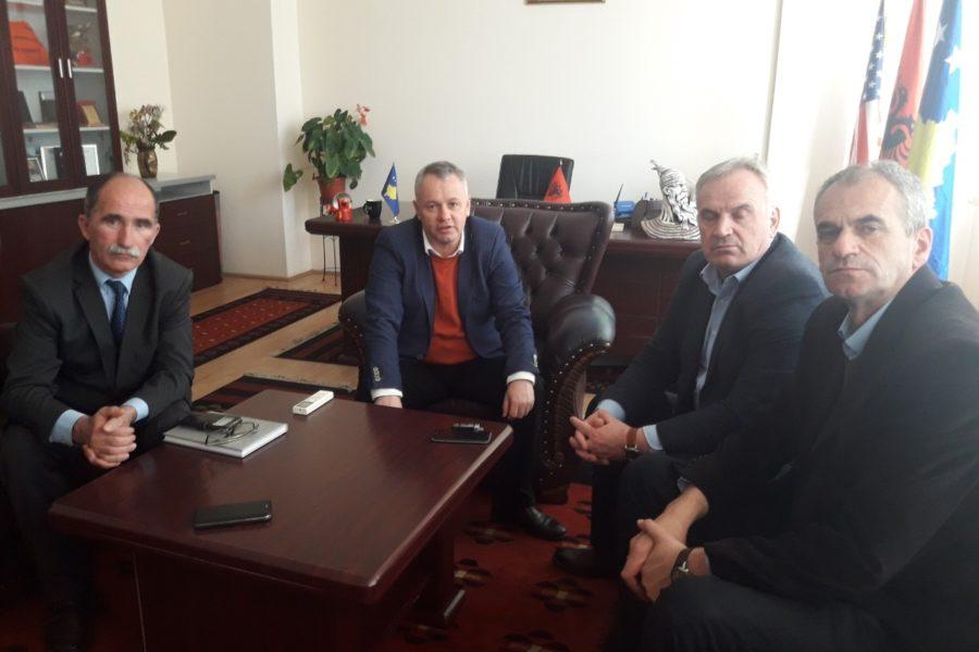 Predsjednik Opštine Plav i predsjednik SO Plav u radnoj posjeti kosovskim opštinama Junik i Dečane