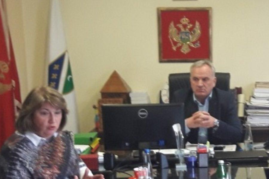 Predsjednik Šahmanović u Podgorici razgovarao sa ministarkom Vučinić