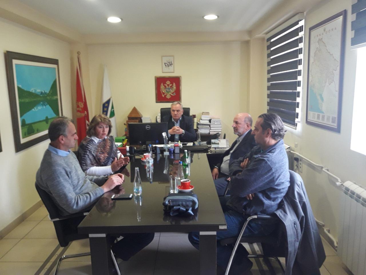 Predsjednik Šahmanović primio ministarku bez portfelja, Mariju Vučinović
