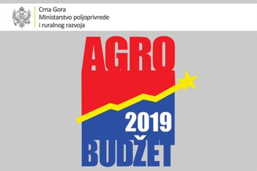 Prezentacija Agrobudžeta za 2019. godinu