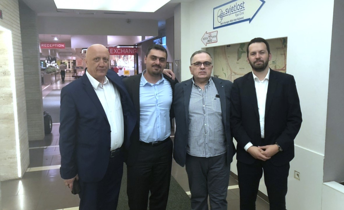 Rukovodstvo Opštine Plav sastalo se sa dijasporom iz Sarajeva