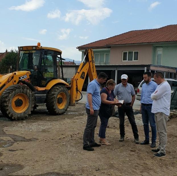Počeli radovi na izgradnji gradskog trga, radovi vrijedni pola miliona eura