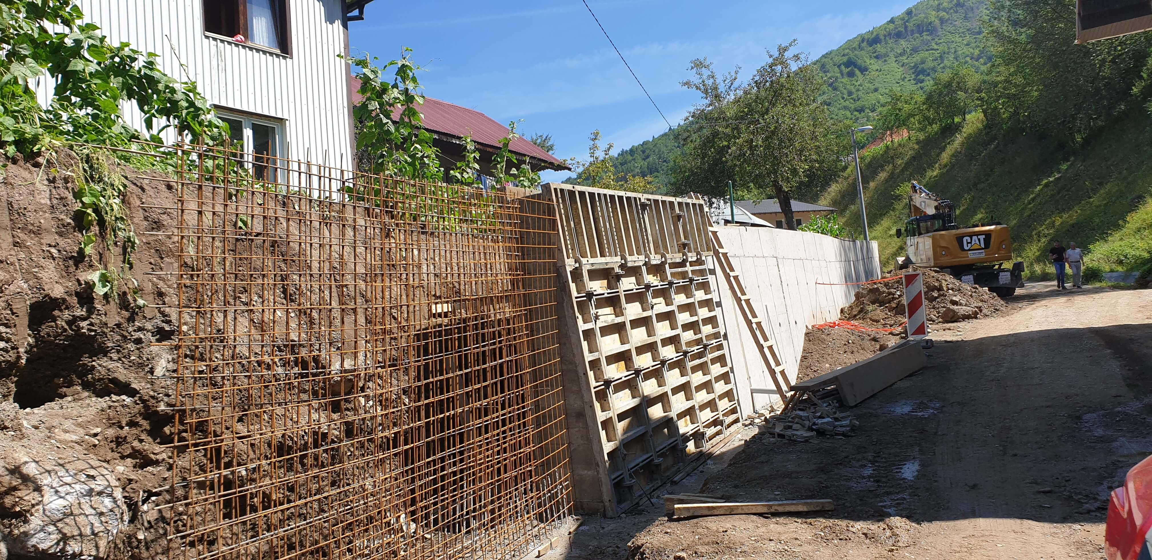 Canović: Izabran izvođač za nastavak radova u Prnjavorskoj, vrijednost projekta 400 hiljada