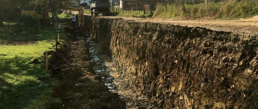 Canović: Grade se potporni zidovi, ukupna vrijednost radova u Ribarskoj 355 hiljada €