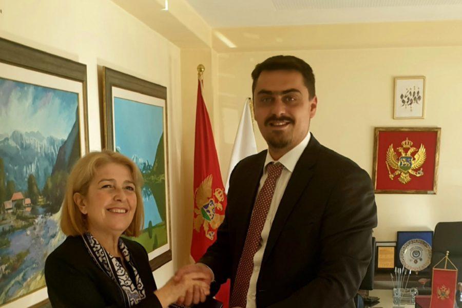 Ambasadorka Songul Ozan u posjeti Plavu