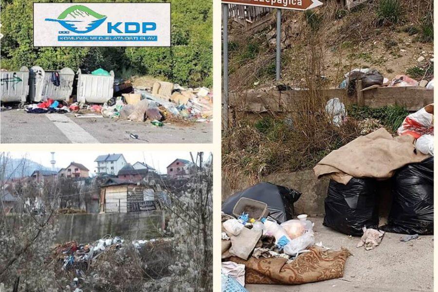 Pejčinović pozvao građane da vode računa o čistoći grada