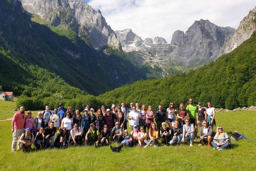 Posjeta Asocijacije turističkih vodiča Crne Gore Plavu