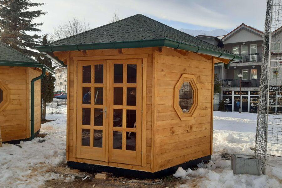 Javni poziv za dodjelu kiosk kućica za Projekat sa poziva Norveška za vas – Crna Gora