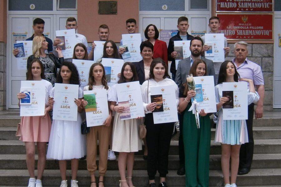 Canović: Opština Plav će obezbijediti sredstva za kupovinu školskog pribora za sve prvake
