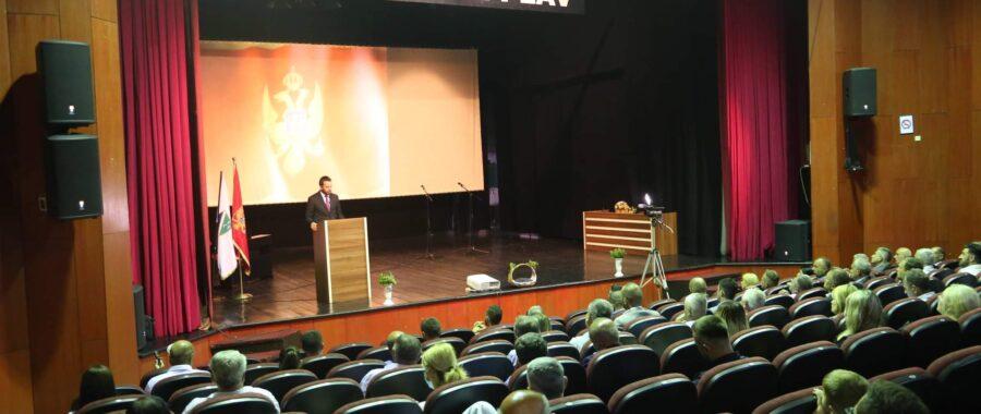 Povodom Dana opštine održana svečana sjednica Skupštine opštine Plav