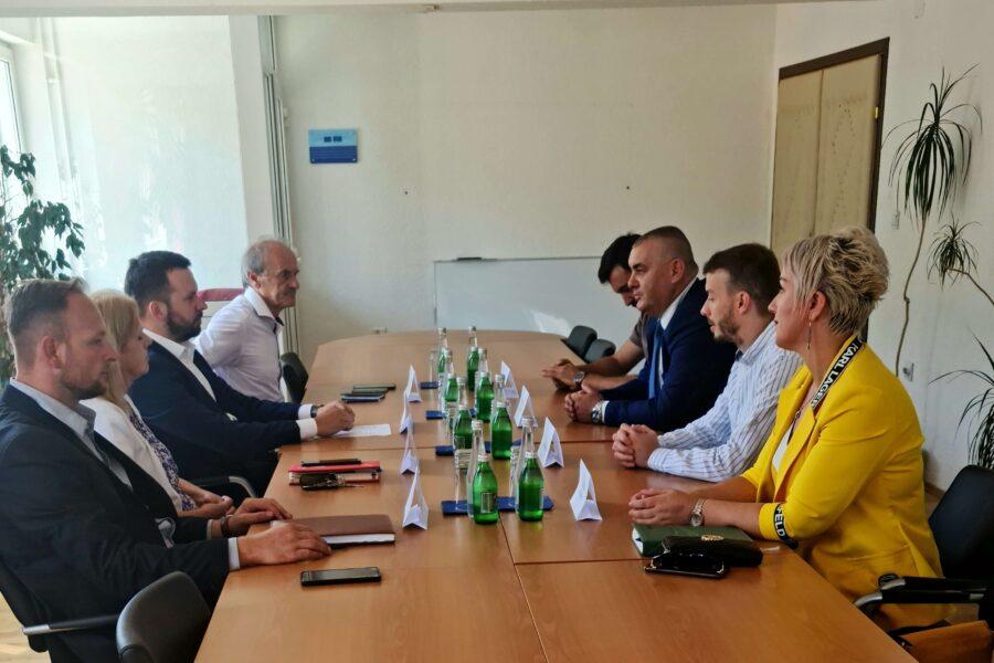 Unaprijediti institucionalnu saradnju Plava i kosovskih opština